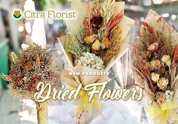M - Dried Flowers