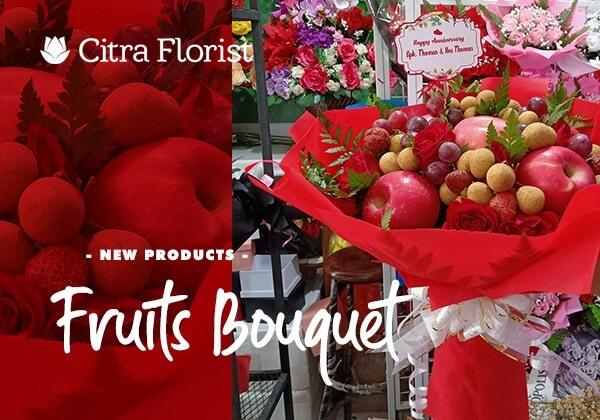 M - Fruits Bouquet
