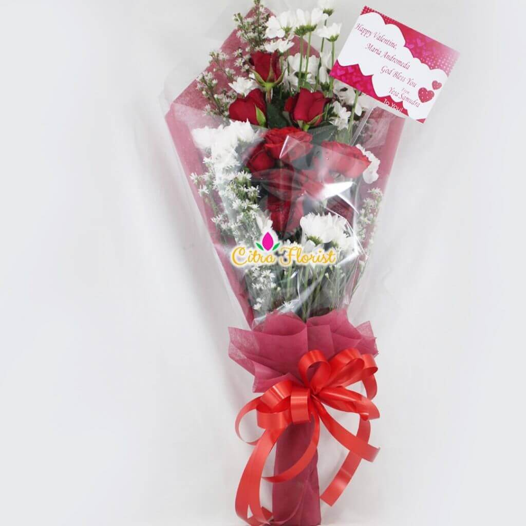 Bouquet Red Advance