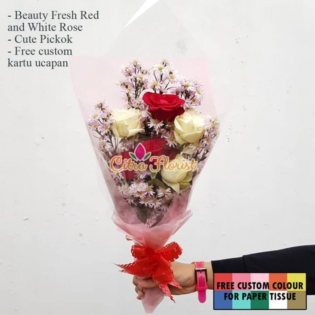 (SBY) Bouquet Simple Love